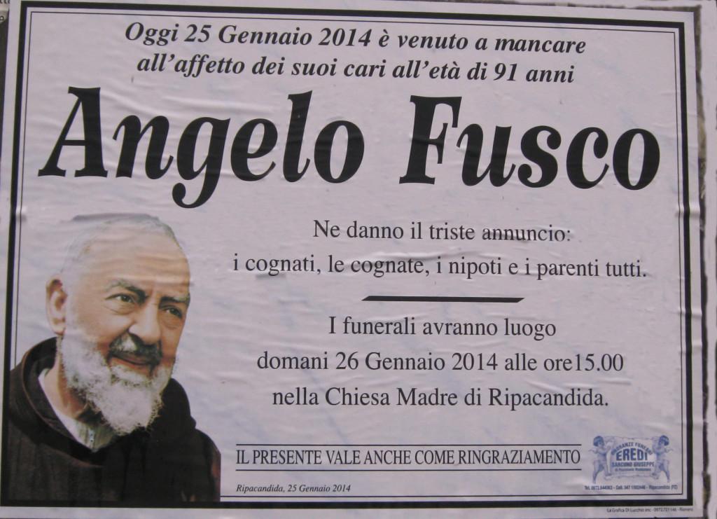 FUSCO Angelo