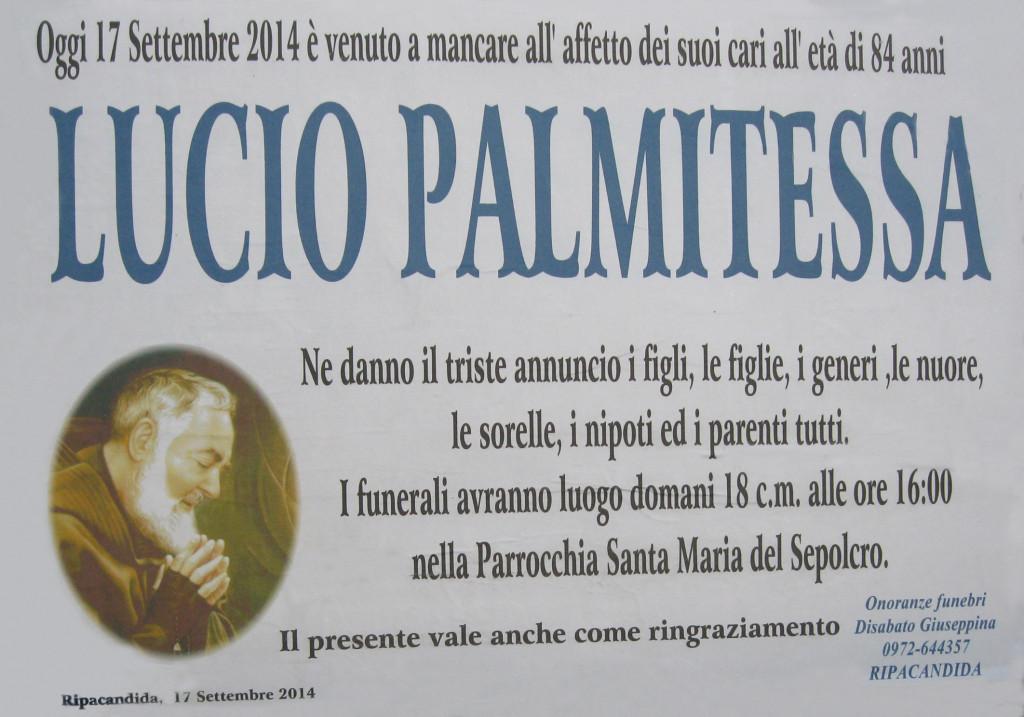 PALMITESSA LUCIO
