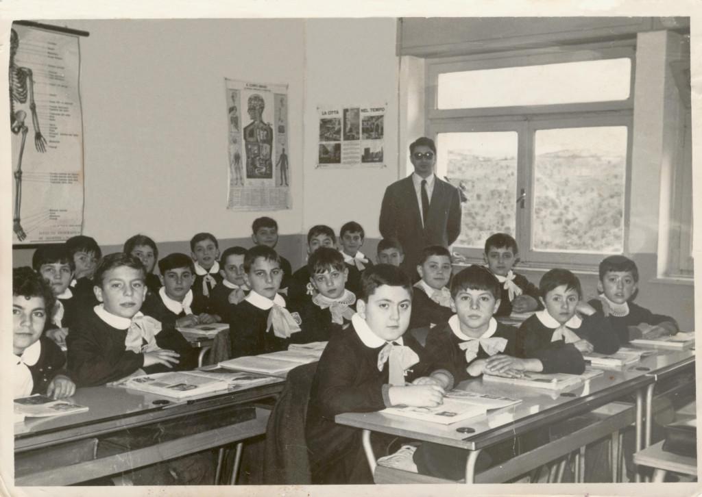Anno scolasstico '67-'68