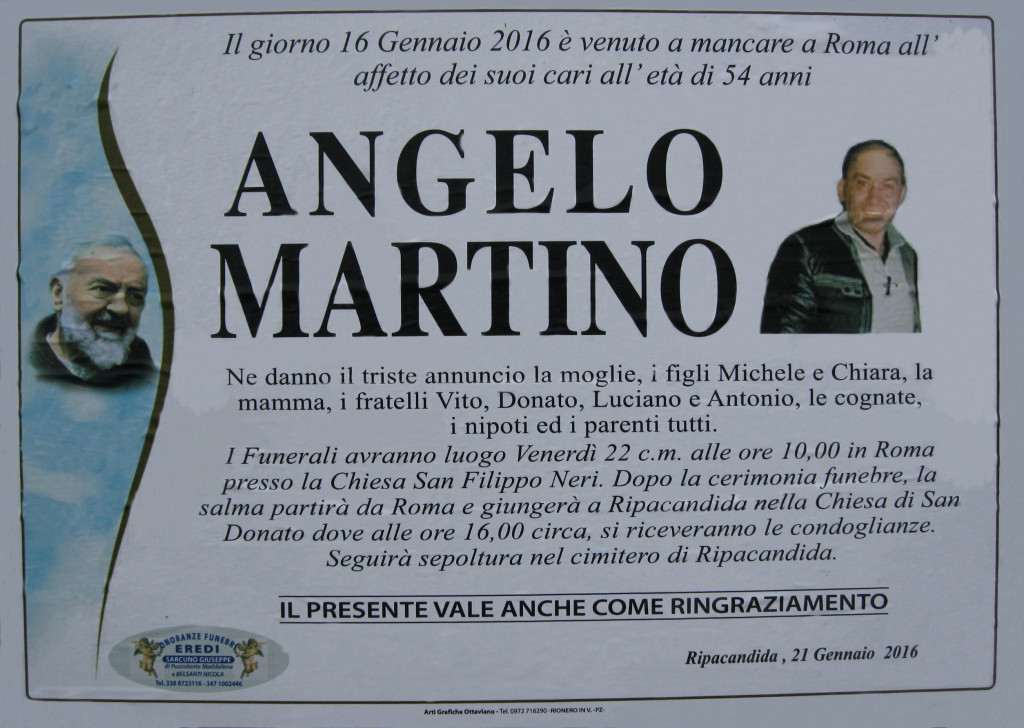 MARTINO Angelo (16-01-2016)