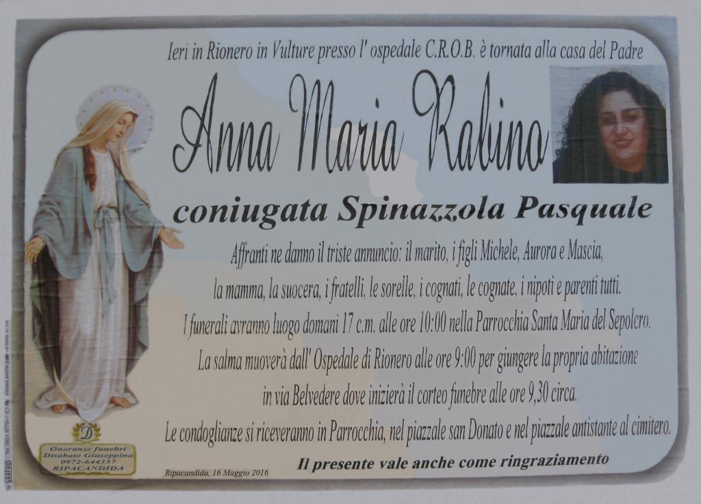 RABINO Anna Maria